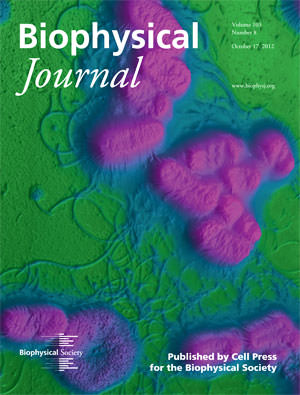 Biophysical Journal Cover