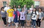 Summertime Science:  Biophysical Course in Chapel Hill Is Underway