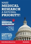 Rally for Medical Research: September 17