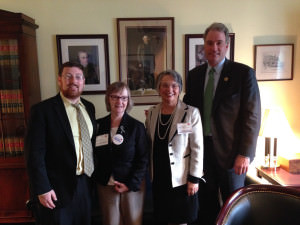 My Experience at the Rally for Medical Research Capitol Hill Day