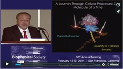 2014 Biophysical Society Lecture