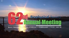 62nd Annual Meeting of the Biophysical Society...
