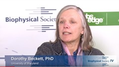 Interview with Biophysical Society President,...