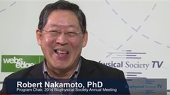 Interview with Robert Nakamoto, PhD, Chair of...