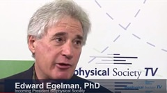 Interview with Incoming Biophysical Society...