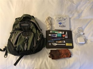 What's in your bag, Enrique De La Cruz?