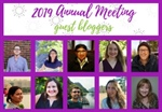 Meet the 2019 Annual Meeting Guest Bloggers!