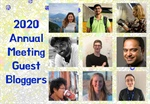Introducing the 2020 Annual Meeting Guest Bloggers!