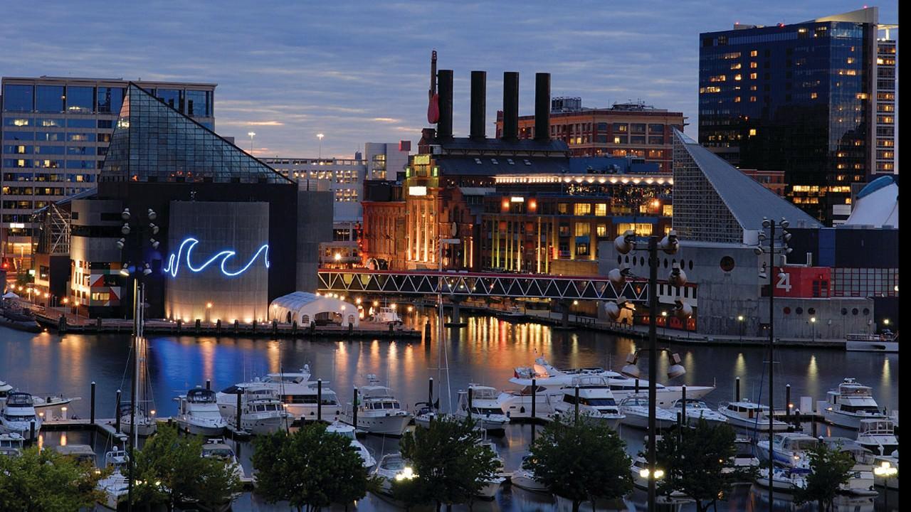 Inner Harbor Restaurants Baltimore Best