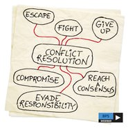 Conflict Resolution: How to handle any conflict? - Webinar